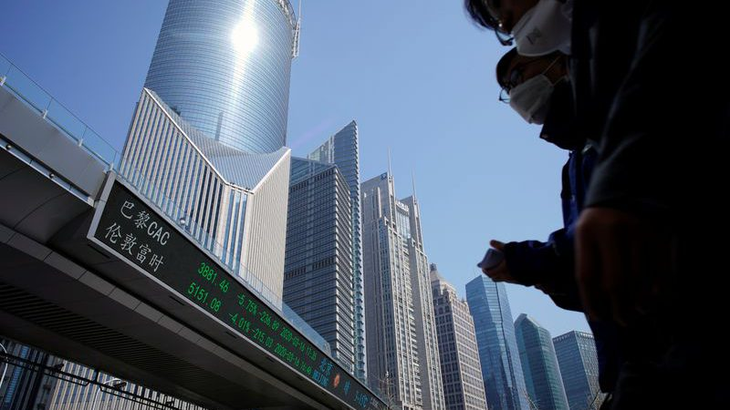 Asian shares push higher as more countries ease lockdowns