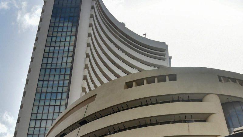Sensex, Nifty edge higher as financials rise