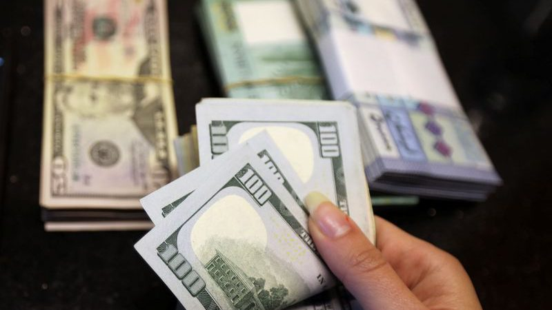 Dollar on course for worst month in decade as U.S. recovery loses steam