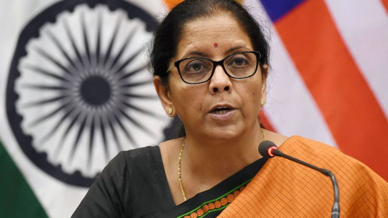 No plan to print currency notes to tide over economic crisis: Sitharaman