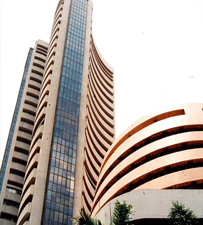 Sensex Rises Over 200 Points, Nifty Above 17,450 Led By IT Shares